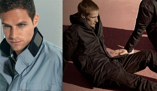 Solarne ubranie: Zegna Solar Powered Jacket