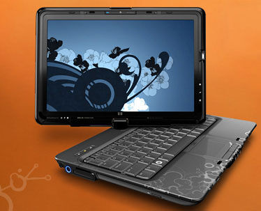 HP TouchSmart tx2 - Touch the future now!