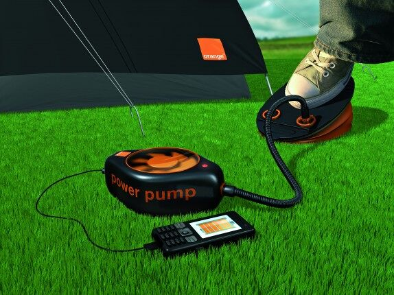 Power Pump od Orange