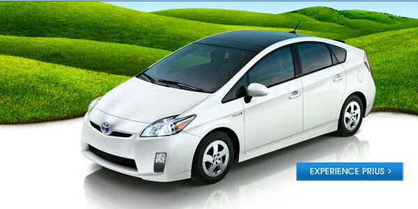 Nowy Prius