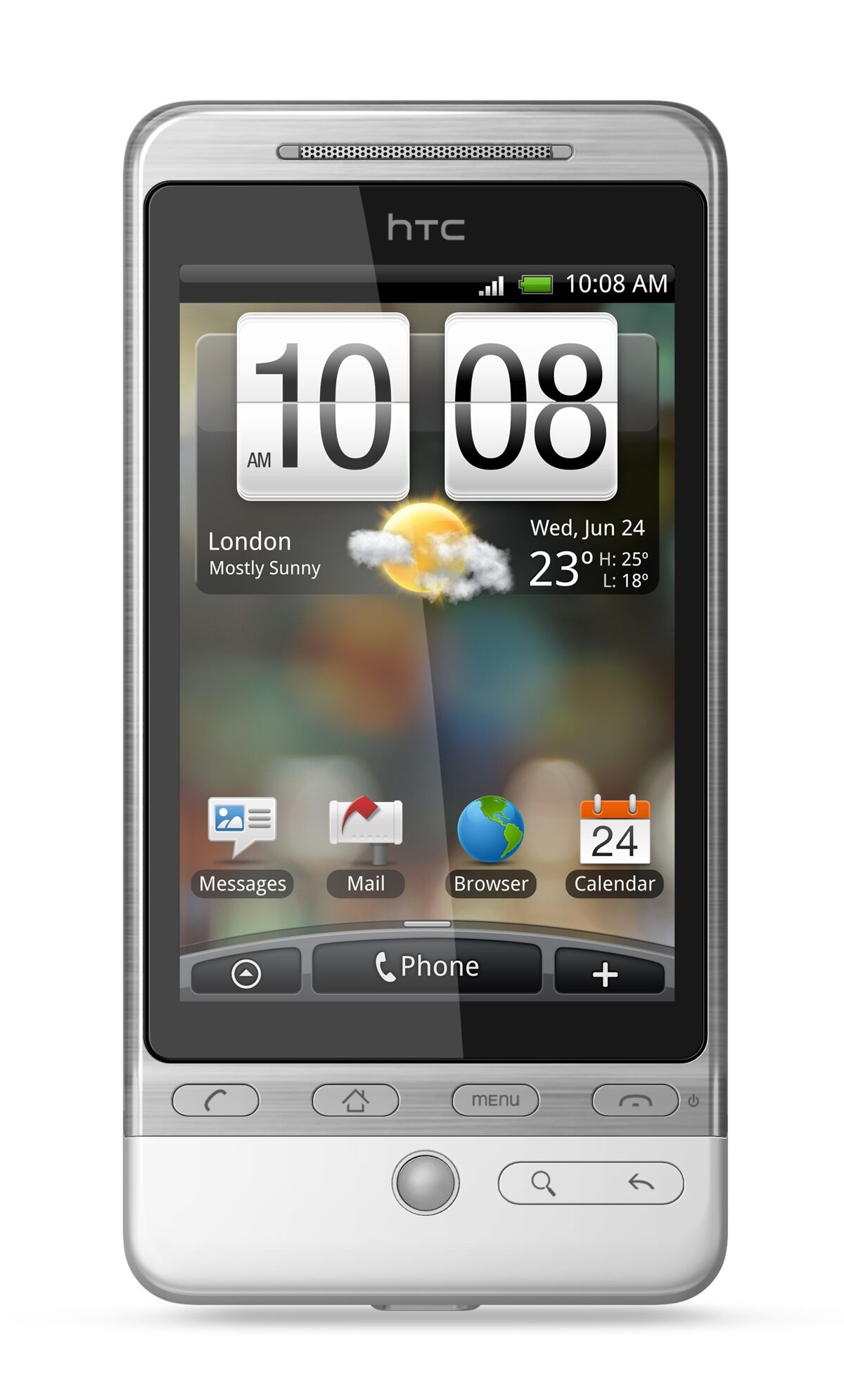 Nowy Android HTC HERO