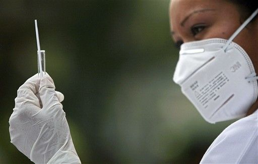 MEXICO-HEALTH-SWINE FLU
