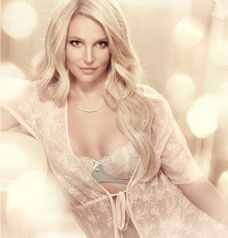 Intimate Britney Spears