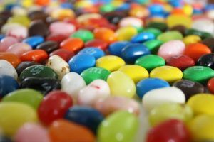 jelly beans z usa